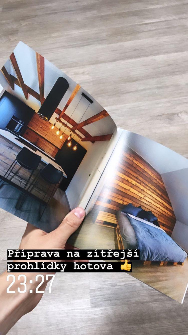Brožura nemovitosti od Realitní agentury R21 - realitní marketing 2020