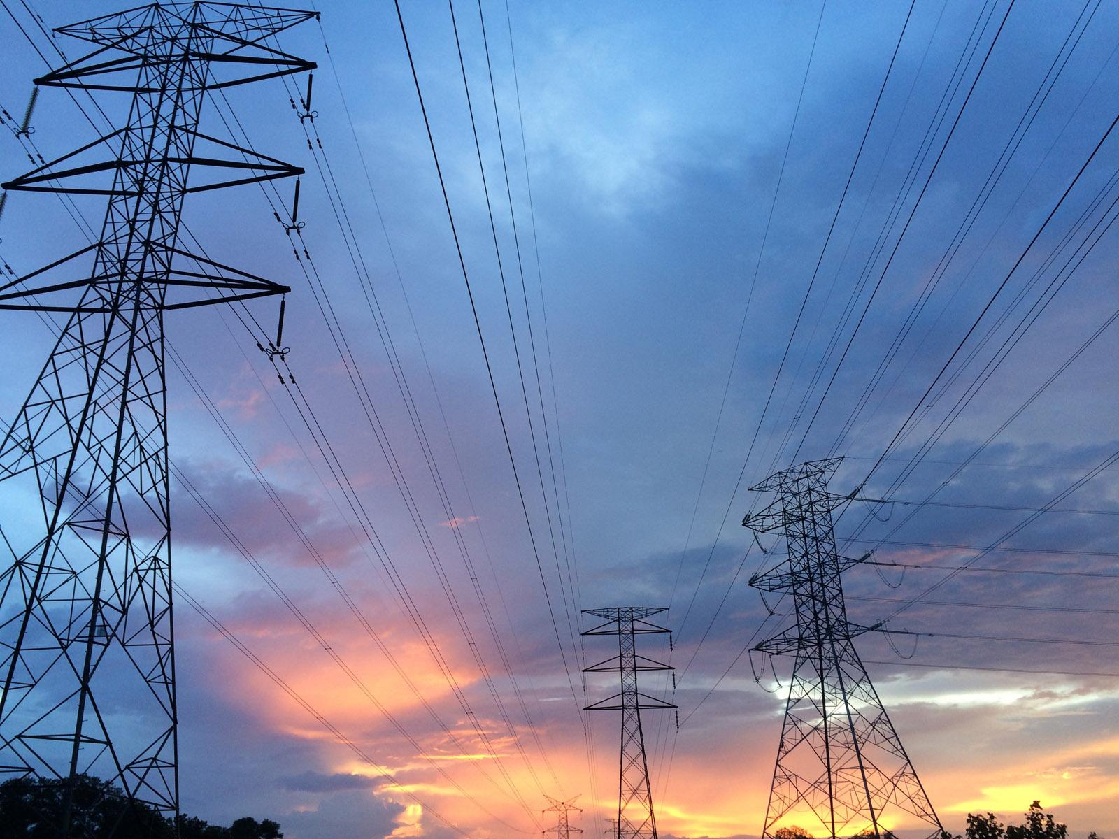 Elektřina